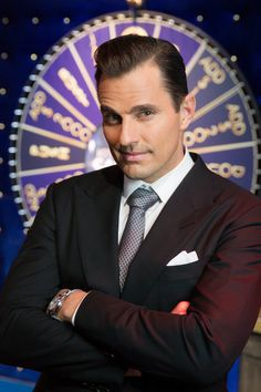 Bill Rancic, host of Kitchen Casino - new show coming to Food Network this Spring! Be sure to check it out! Entertainment Blogs, All Talk, Food Shows, New Shows, New Series, Man Candy, Man Crush, New Job, Food Network Recipes