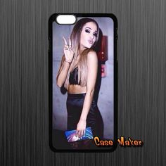For iPhone 4 4S 5S 5 5C 6 6S 4.7 Plus 5.5 For iPod HTC One M7 M8 LG G3 G4 Pop Star Sexy Gril Ariana Grande Hard Black Case Cover