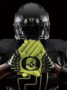 Oregon Ducks 2011 Uniform