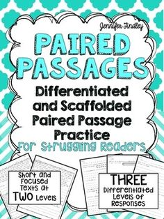 Paired Texts PowerPoint | Activities, Student and Middle school
