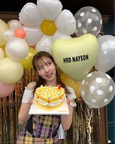 Happy birthday nayeon! 22 September Extended Play, Twice Korean, Happy Birthday, Birthday Cake, Nayeon Twice, Face Reveal, Twice Kpop, Im Nayeon, Dahyun