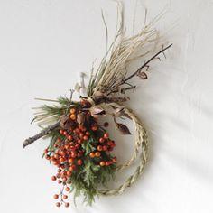 [Envelope Online Shop] TSUGUMI New Year's straw festoon 12-20 Envelope Select