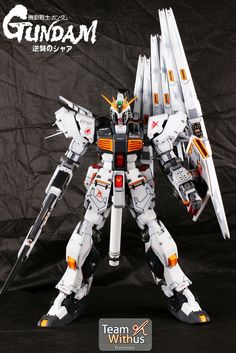 GUNDAM GUY: 1/72 RX-93 Nu Gundam - Painted Build
