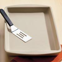 Pampered Chef medium bar pan