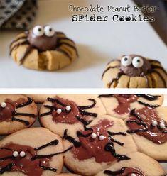 Spider Cookies Pinterest fail? Pinner fail?