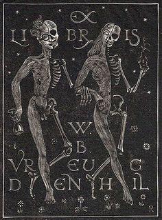 Danse Macabre - De dodendans - Spookslot hoofdshow. www.gildehuys.net