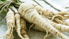 Kořenová zelenina je součástí našeho jídelníčku, vysévá se zrovna teď. Korn, Carrots, Garlic, Meat, Vegetables, Beef, Carrot, Vegetable Recipes