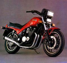 Yamaha XJ 750 Seca