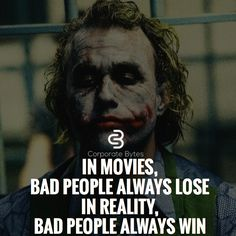 So fucking true - Learn how I made it to in one months with e-commerce! Joker Qoutes, Best Joker Quotes, Badass Quotes, True Quotes, Words Quotes, Motivational Quotes, Funny Quotes, Inspirational Quotes, Peace Quotes