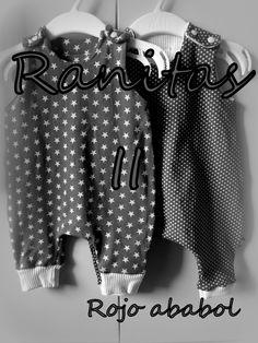 Rojo Ababol: RANITAS II Y III (acabando el verano)