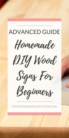 A complete guide to creating DIY Homemade wood signs using a DIY wood sign method for beginners.  What different types of DIY methods are there for homemade wood signs DIY and how to make.  What are the best techniques and how do they work with creating wood signs?  This creates a great outdoor wood sign and professional wood signs.  #woodworkingbylpi  #diyhomemadewoodsigns #diysignsforthehomehomemadepalletwood #homemadewoodsigndiy #homemadewoodsignsdiyhowtomake Homemade Wood Signs, Diy Wood Signs, Painted Wood Signs, Outdoor Wood Signs, Wood Working For Beginners, Wood Gifts, Business Signs, Diy Wood Projects, Shop Ideas