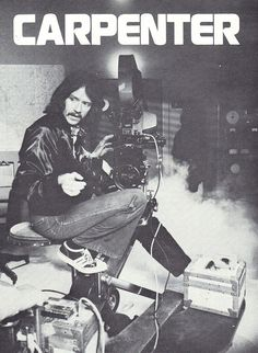 Horror Movies - John Carpenter