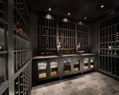 Wine cellar + humidor                                                                                                                                                                                 More