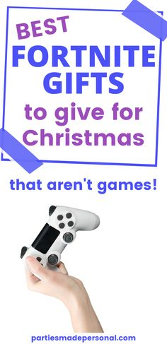 Best Fortnite Gifts for Boys (and girls) | Kids Fortnite Gifts Ideas - Best Fortnite present ideas for gamers for Christmas or birthday | For more fun party themes and gifts visit Parties Made Personal. #fortnite #gamergift #fortniteparty Gifts For Gamers, Gamer Gifts, Gifts For Boys, Gifts For Him, Cheap Gifts, Easy Gifts, Old School Board Games, Llama Gifts, Fun Party Themes