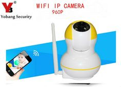 43.69$  Buy now - http://ali0kw.shopchina.info/1/go.php?t=32746520746 - YobangSecurity 960p Home Surveillance Camera Wifi Wireless IP Camera Built in Microphone with Motion Detection, Remote Viewing  #magazine