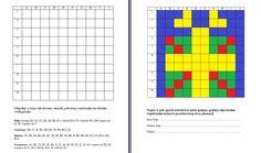 Zakodowany obrazek - prezent Bar Chart, Education, Blog, Fun, Speech Language Therapy, Therapy, Bar Graphs, Blogging, Onderwijs