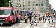 Food Trucks in Prospect Park-First and Third Sundays, April 7 – October 20, 2013