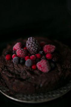 Low Carb Avocado Schokoladen Kuchen