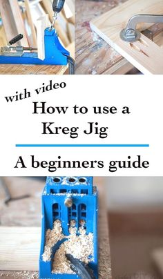 Wood Profit - Woodworking - The most complete guide for using Kreg Jig - with a video tutorial Discover How You Can Start A Woodworking Business From Home ...