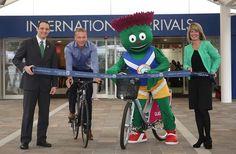 El Aeropuerto de Glasgow, listo para los Juegos de la Commonwealth