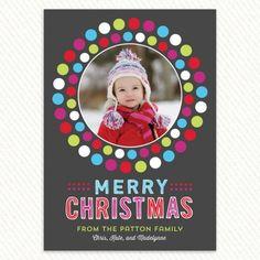 A fun & festive Holiday card