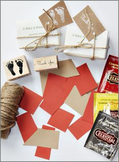 Having trouble finding the perfect baby shower favors? Here are some of our favorite DIY favor ideas that are charming, crafty and budget-friendly!