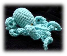 Ravelry: Octopus free crochet pattern by Jaylees Toy Box crochet octopus free pattern, craft, amigurumi octopus, octopus pattern, crochet amigurumi, toy box, crochet patterns, amigurumi free pattern octopus, amigurumi patterns
