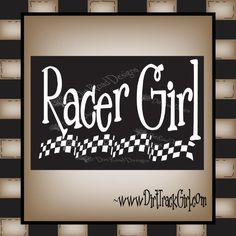 Racer Girls are way more fun!