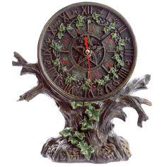Fantasy Tree of Life Astrology Clock