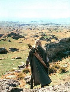Legolas, son of Thranduil