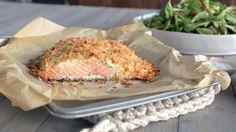 Saumon en croûte fromagée | Cuisine futée, parents pressés