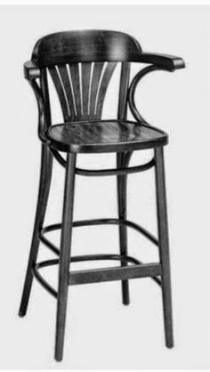 cafechairs GONE Real Thonet bar stools cafe chairs grudge rough best