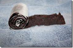 Cinnamon and Pear Fruit Leather | Recipe | Fruit Leather Recipe, Pears ...