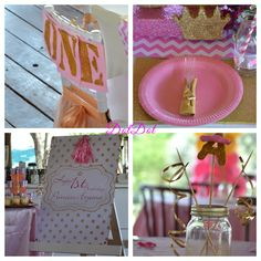 Oh to be one!! #DotDot #PrincessThemeParty #Centrepiece #Banner Princess Theme Party, Centre Pieces, Banner, Dots, Parties, Table Decorations, Home Decor, Banner Stands, Stitches