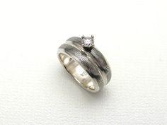J.Arthur Loose: Damascus Rings, Blades & Jewelry