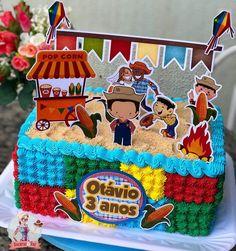 ay Bauller no Instagra Cupcakes, Love Craft, Baby Party, Looney Tunes, Bento, Gingerbread, Birthday Cake, Crafts, Kids