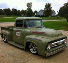 Ford shop truck