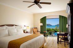 The room at Los Sueños Marriott Ocean & Golf Resort