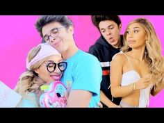 HIGH SCHOOL YOU VS. CHILD YOU: RELATIONSHIPS - YouTube Brent Rivera, Eva Youtube, Candy Youtube, Cute Youtube Couples, Youtube Pranks, People With Ocd, Funny Vine Compilation, Sofie Dossi, Scaring People