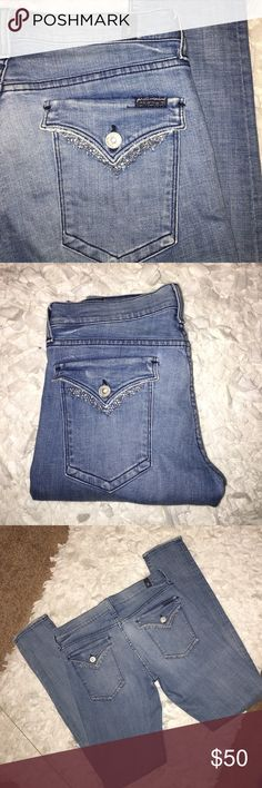 7For All Mankind Gwenevere Skinny Jeans Great Condition: Preloved 7 For All Mankind Jeans Skinny