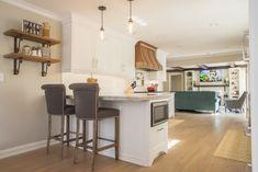 Kitchen Design — Sticks 2 Stones Design :: Custom Cabinetry in Knoxville Tennessee Custom Kitchen Cabinets, Custom Cabinetry, Small Kitchen Redo, Kitchen Trends, Kitchen Styling, Kitchen Remodeling, Remodeling Ideas, Kitchen Countertops, Kitchen Design