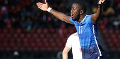 USA Soccer's Jozy Altidore Gets Red Card For Cursing At Ref