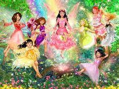 The Queen Fairy is the queen