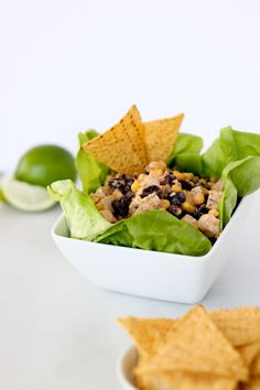 Southwestern Chicken Salad ‹ Hello Healthy