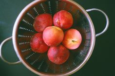 Fresh Peaches | Nothing in the House