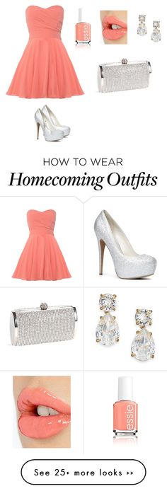 """Homecoming"" by kat-dogs123 on Polyvore"