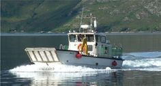 Knoydart Seabridge - the Fast Ferry to Knoydart from Mallaig.