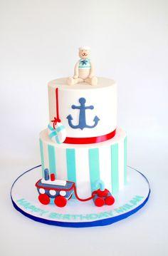 Náutica Cake by Cake Bash Studio