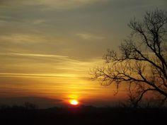 Christmas Eve Sunrise 2012