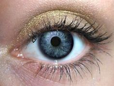 Green Tea Eye Makeup Eye Shadow Eyeliner Natural Green Gold Mineral Makeup Pro Pigment Eyeshadow  Not Bare Minerals Mineral Fusion MAC -- This is an Amazon Affiliate link. Read more at the image link.